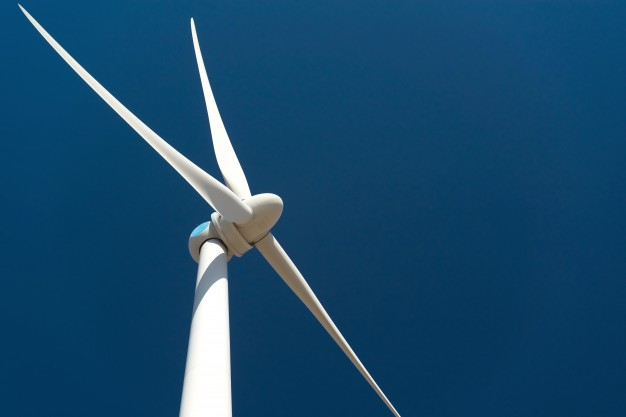 wind-turbine-against-deep-blue-sky_1401-322